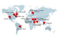 Moxas CCTV- und PID-Lösungen in elf Großprojekten in sieben Ländern