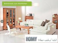 Exklusivität führt zum Erfolg - Homy Online-Shop für Möbel und Accessoires