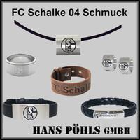 Neu zum Start der Fussball Bundesliga - Schmuck vom FC Schalke 04