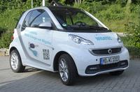 Leinberger macht Wigatec mobil: E-Auto und mobile Internetseite treiben neues Energiekonzept voran