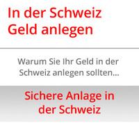 In der Schweiz Geld anlegen - Tresor der Welt