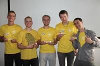 IBsolution Consultant gewinnt bei SAP Coding Masters 2013