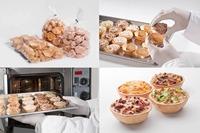 Snacklett - fein gefüllte Fingerfood- Pastetencups