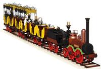 Hochwertige Holzbausätze auf der Modell-Hobby-Spiel