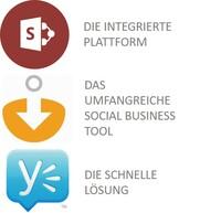 Lets get social - Optimale Einsatzgebiete von SharePoint, NewsGator und Yammer