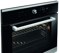 area 30 Löhne: ORANIER Küchentechnik punktet mit 45er Kompakt-Geräte-Serie - Backöfen mit Dampf-PLUS, Mikrowelle und Dampfgarer