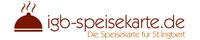 igb-speisekarte.de - Die neue Online-Speisekarte für St. Ingbert & Umgebung