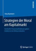 Das Moralverständnis der Banken: Wie denken Finanzmanager selbst darüber?