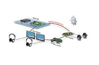 MOST(R) Cooperation präsentiert einfaches und kostengünstiges HD-Multimedia-Netzwerk für Mittelklasse- und Kleinwagen