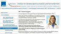 dent.kom bietet Weiterbildung zum/zur Praxismanager/-in (IHK)