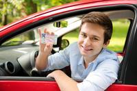 Nach bestandener Führerscheinprüfung: