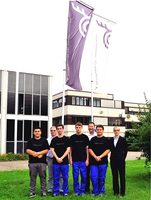 Talente aus der Region: Neue Auszubildende bei Hirschmann Car Communication