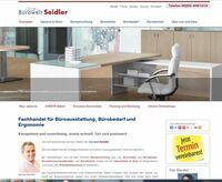 Bürowelt Seidler startet neue Homepage