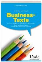 """Gelungene """"Business-Texte"""" für Firmen und Freiberufler"""