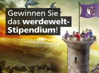 werdewelt sponsert Stipendium für Start-ups