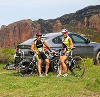 Radfahren ohne Grenzen - der richtige Auto-Heckträger macht´s möglich