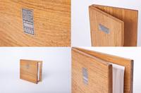 Style by Weil: Speisekarten aus Holz