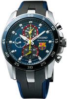Seiko präsentiert neuen FC Barcelona Team-Chronographen