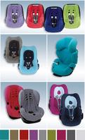 Fleckige Kindersitze sind peinlich...