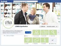 """""""Gefällt mir"""" - LINDA Apotheken jetzt bei Facebook"""