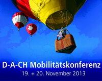 D-A-CH Mobilitätskonferenz
