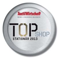Kunden wählen WÖHRL ins Spitzentrio der deutschen Top Shops 2013