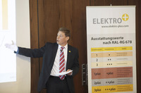 """ELEKTRO+: """"Ausstattungsstufen nach RAL müssen in der Bauleistungsbeschreibung Pflicht werden"""""""