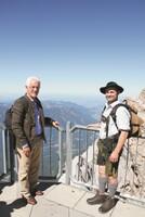 Molkerei Berchtesgadener Land: Bergbauern-Milcherfassung zwischen Zugspitze und Watzmann
