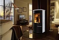 Wärmstens zu empfehlen: Kaminofen mit wartungsfreiem Wasser-Wärmetauscher