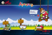 Neue Alpenzwerg-Website für Kinder von Berchtesgadener Land