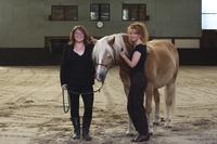Coachingtag, 4.10.2013, The Work of Byron Katie mit Pferd in Leipzig