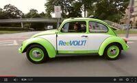Elektroautos selbstgemacht: Infovideo zum neuen e-Käfer