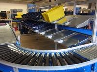 Förderanlagen von AMI verdoppeln Durchsatz im Logistikzentrum der Osiandersche Buchhandlung