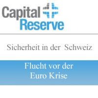 Sicherheit für Ihr Vermögen in der Schweiz - Flucht vor der Eurokrise