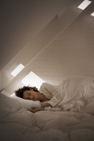 Trotz Lärm einen Dornröschenschlaf genießen