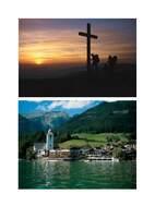 Urlaub für Geist und Seele: Spirituelles Wandern  durch das grüne Herz Europas