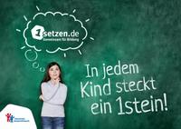 Deutsches Kinderhilfswerk und Juniorengedächtnisweltmeisterin Christiane Stenger gehen auf Talentsuche