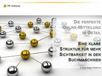 Online-Pressemitteilungen: Mit der richtigen Struktur zum Erfolg