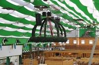 O`zapft is! Die Wiesnhits schallen auch 2013 dank modernster Veranstaltungstechnik aus München-Forstinning