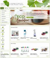 Relaunch Nachhaltiger Online-Shop
