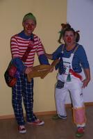 """Clown-Humor-Komik"" – Internationales Casting- und Info-Seminar"