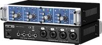 Professioneller PreAmp für Studio und Mobileinsatz: RME stellt kompakten Class-A-Mikrofonverstärker QuadMic II vor