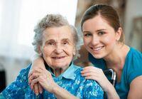 Altenbetreuung: ein Beruf mit Zukunft
