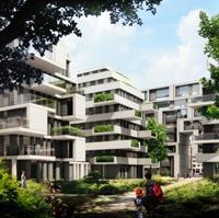 Wohn-Oase The Garden in Berlin Mitte ist bereits zu zwei Dritteln verkauft