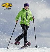 Schneeschuhe - der neue Fitness Sport für den Winter