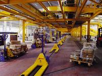 Neues Logistikdrehkreuz für DSV: Egemin implementiert Cross-Dock- System in Velpe