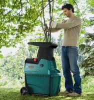 Hör mal wer da häckselt - Gartenarbeit mit mehr Power