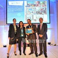 Komar Products KG mit dem Disney Special Award ausgezeichnet!