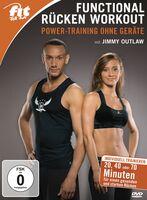 Functional Rücken Workout - Power Training ohne Geräte mit Jimmy Outlaw. Jetzt auf DVD!