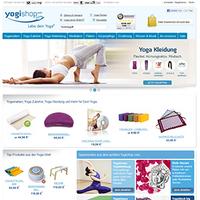 Der größte Yogishop im Netz